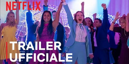 The Prom: Trailer della comedy musicale Netflix di Ryan Murphy