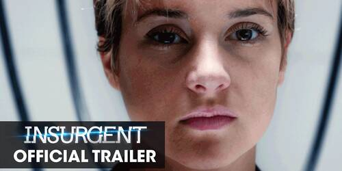 Insurgent - Trailer Super Bowl Pregame
