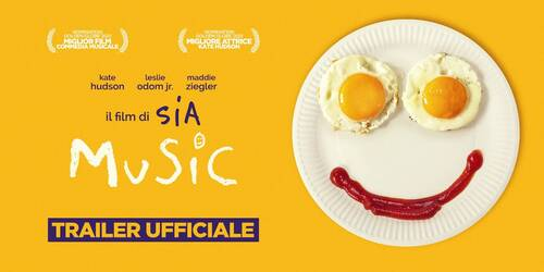 MUSIC, trailer del film di SIA