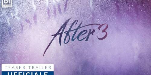 After 3, Teaser Trailer italiano