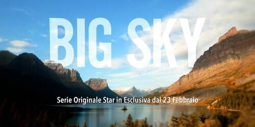 Big Sky, trailer serie in Italia su Star (Disney Plus)