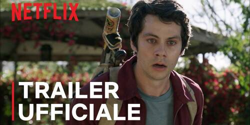 Trailer Love and Monsters con Dylan O'Brien su Netflix