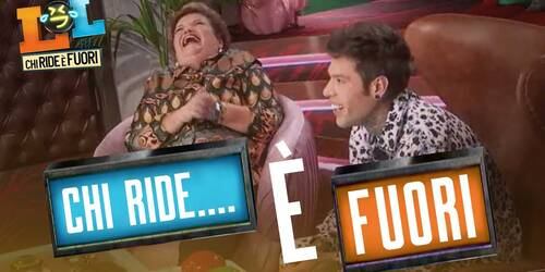 LOL: Chi ride è fuori, Trailer del comedy show su Amazon Prime Video