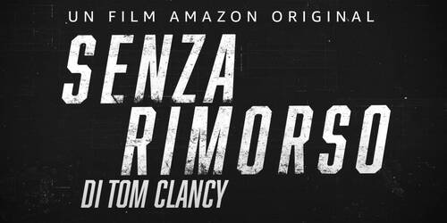 Trailer Senza Rimorso di Stefano Sollima su Amazon Prime Video