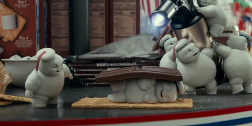 Ghostbusters: Legacy Clip Mini Pufts