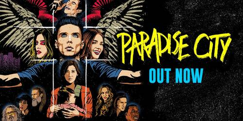 Trailer Paradise City, serie con Bella Thorne su Amazon Prime Video