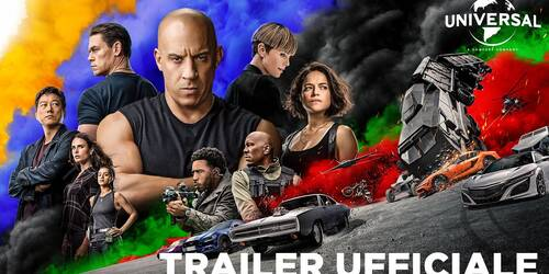 Fast and Furious 9: Secondo Trailer italiano
