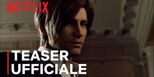 Resident Evil: Infinite Darkness, Trailer dei personaggi