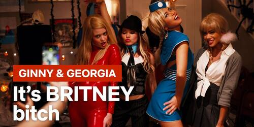 It's Britney Bitch: il ballo delle Britney Spears in Ginny e Georgia su Netflix