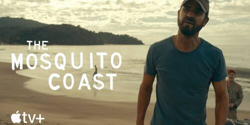A Theroux Family Affair: clip con Justin Theroux e Paul Theroux da The Mosquito Coast su Apple TV Plus
