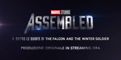 Trailer Marvel Studios Assembled: Il Dietro le Quinte di The Falcon and The Winter Soldier