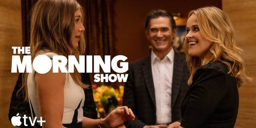 The Morning Show, stagione 2 con Jennifer Aniston e Reese Witherspoon su Apple TV Plus