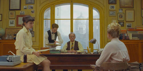 Trailer The French Dispatch di Wes Anderson
