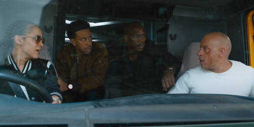 All'inseguimento: Clip dal film Fast and Furious 9